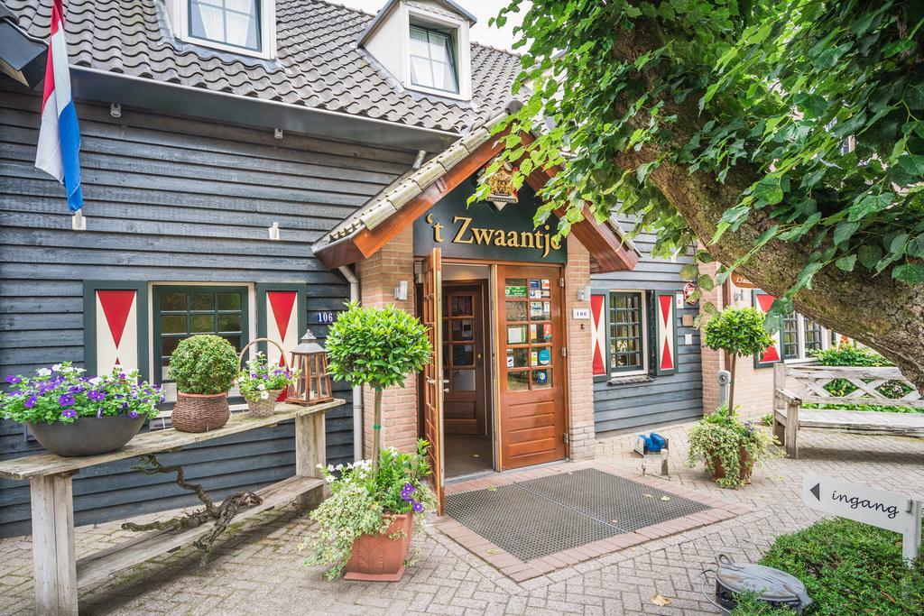 Hotel-restaurant 't Zwaantje zit niet stil in corona-tijd