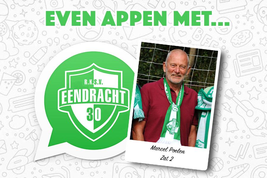 Even appen met... Marcel Poelen (Zat 2)