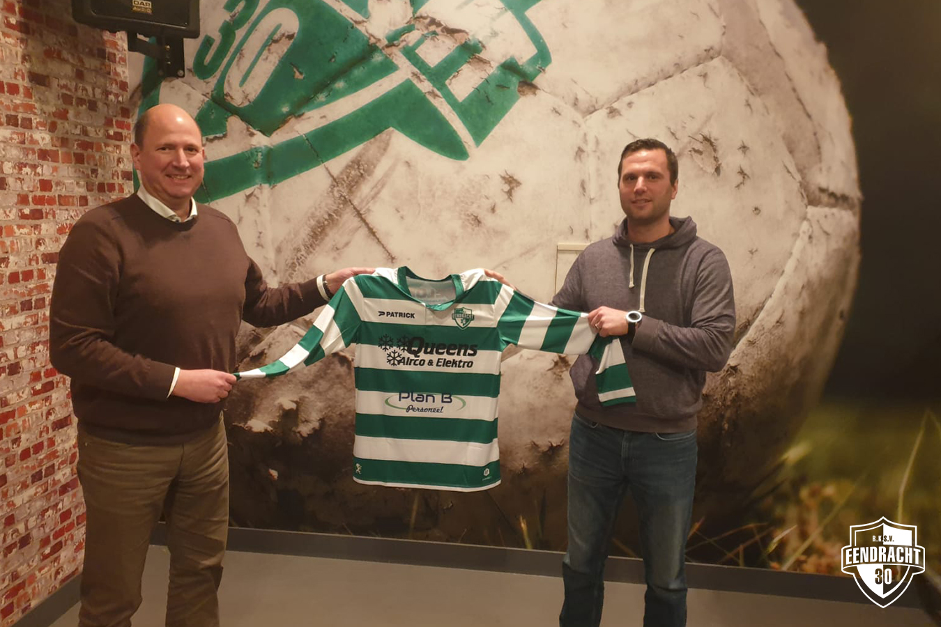 Charles Kazlauskas opvolger Bas van Bon bij eerste elftal